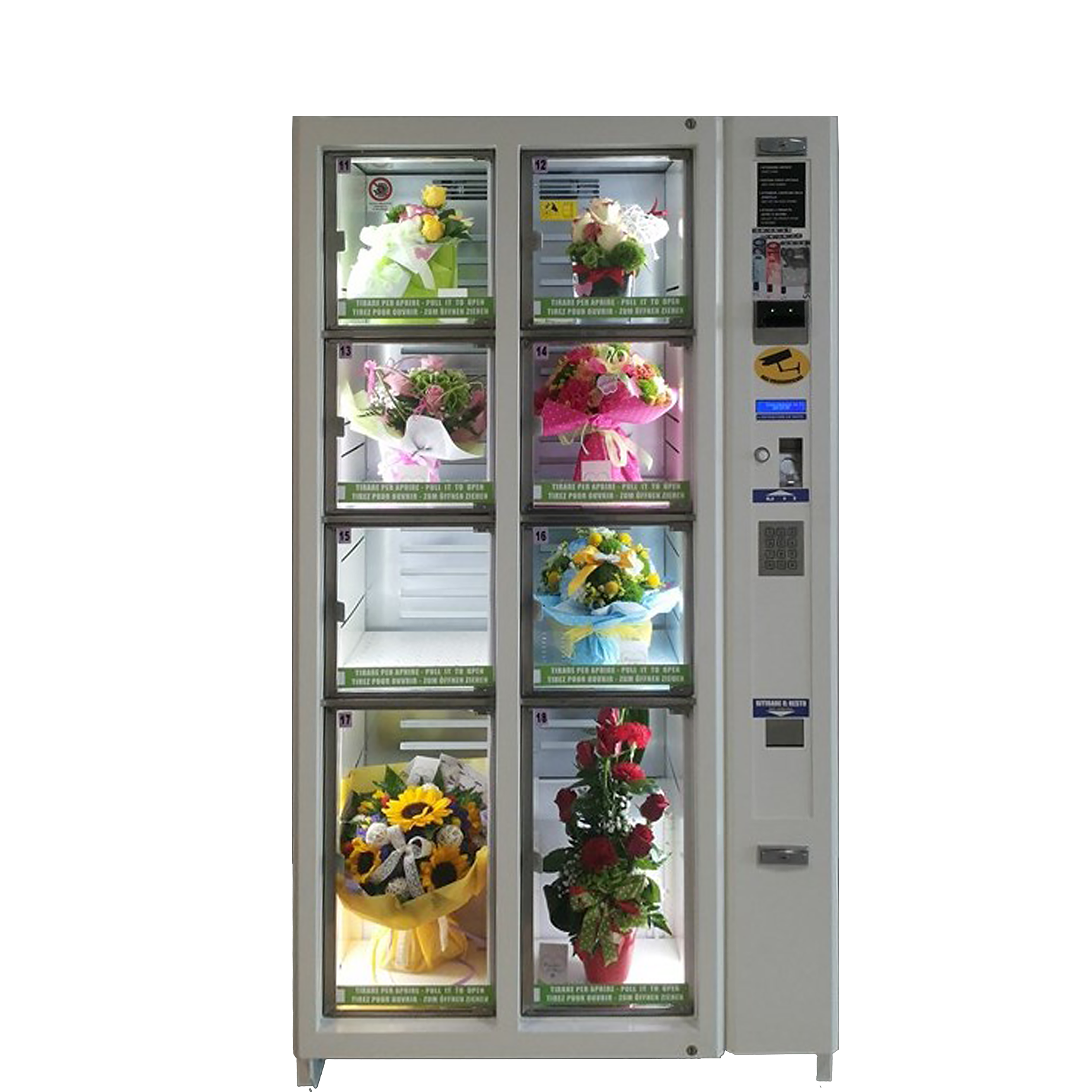 FLOWER BOX BLUMENAUTOMAT