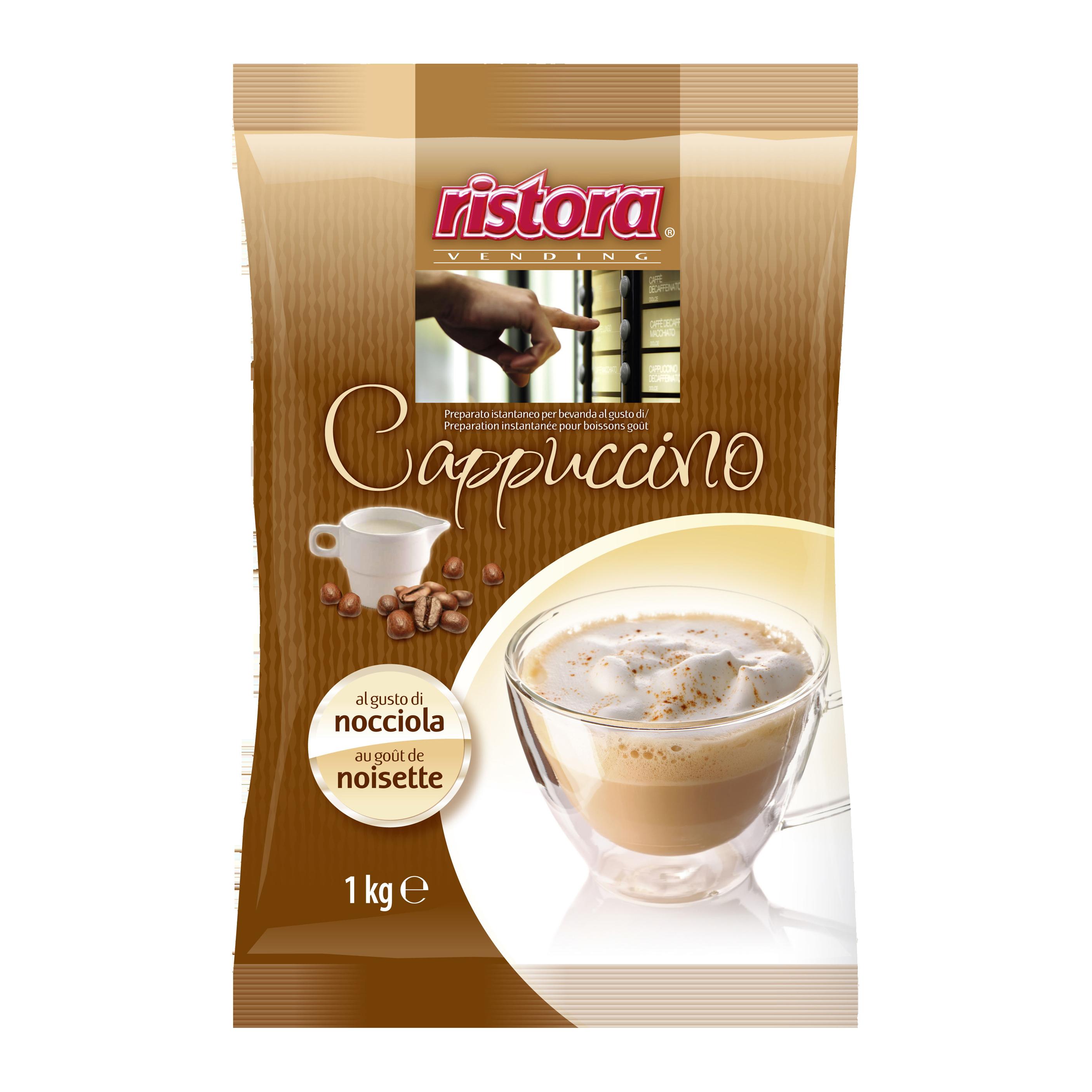 Ristora Cappuccino Haselnuss